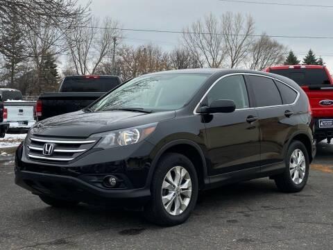 2013 Honda CR-V for sale at North Imports LLC in Burnsville MN