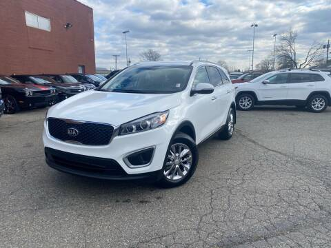 2017 Kia Sorento for sale at JMAC IMPORT AND EXPORT STORAGE WAREHOUSE in Bloomfield NJ