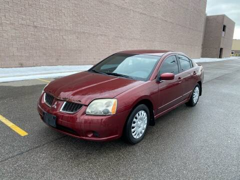 2006 Mitsubishi Galant for sale at JE Autoworks LLC in Willoughby OH