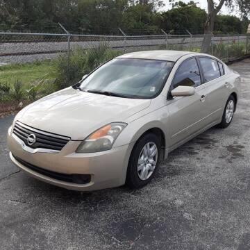2009 Nissan Altima for sale at Easy Credit Auto Sales in Cocoa FL
