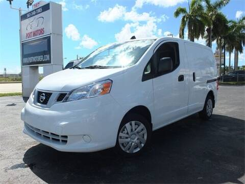 2018 Nissan NV200 for sale at Automotive Credit Union Services in West Palm Beach FL