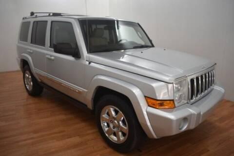 2007 Jeep Commander for sale at Paris Motors Inc in Grand Rapids MI