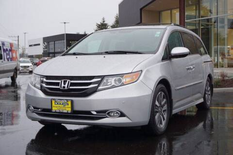 2015 Honda Odyssey for sale at Jeremy Sells Hyundai in Edmunds WA