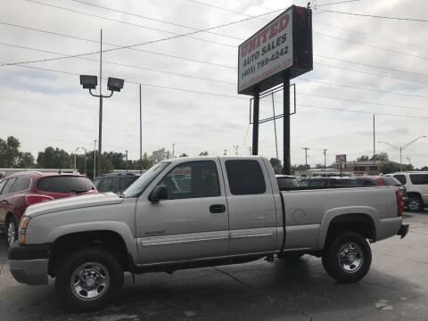 2006 Chevrolet Silverado 2500HD for sale at United Auto Sales in Oklahoma City OK