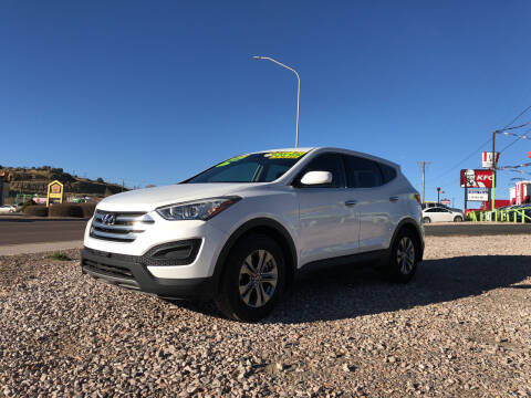 2016 Hyundai Santa Fe Sport for sale at 1st Quality Motors LLC in Gallup NM