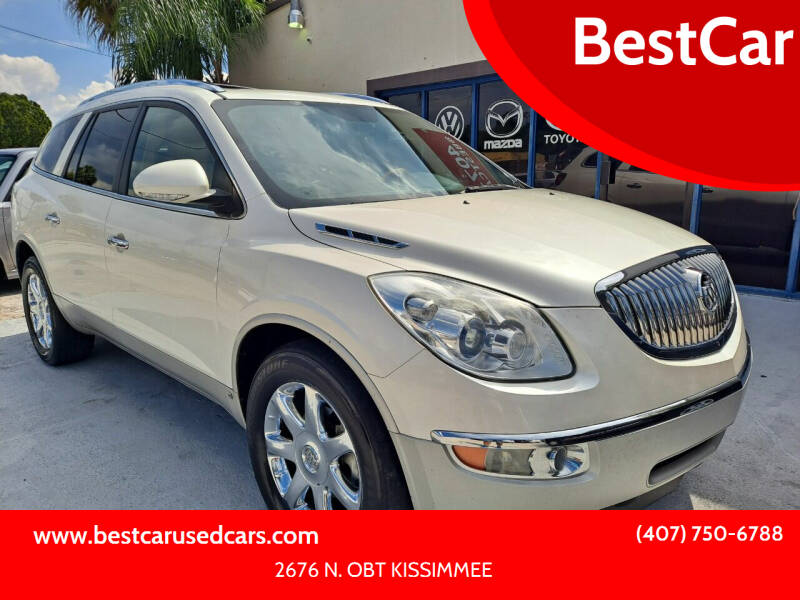 2010 Buick Enclave for sale at BestCar in Kissimmee FL
