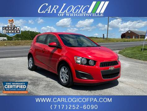2014 Chevrolet Sonic for sale at Car Logic in Wrightsville PA