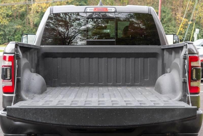 2019 RAM Ram Pickup 1500 4x4 Rebel 4dr Quad Cab 6.4 ft. SB Pickup - Frederick MD