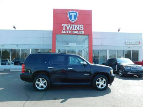2011 Chevrolet Tahoe for sale at Twins Auto Sales Inc Redford 1 in Redford MI