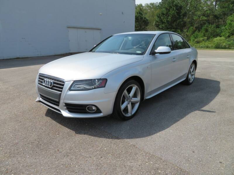 2012 Audi A4 for sale at Access Motors Co in Mobile AL