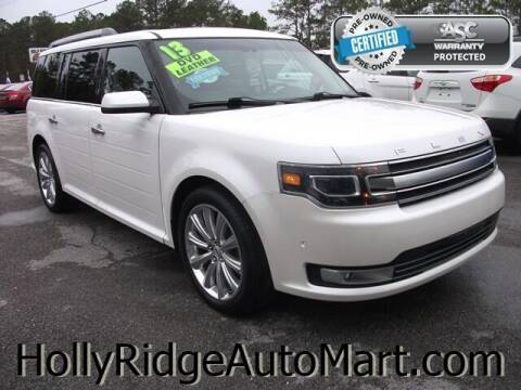 2013 Ford Flex for sale at Holly Ridge Auto Mart in Holly Ridge NC
