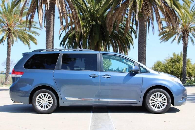 2013 Toyota Sienna for sale at Miramar Sport Cars in San Diego CA