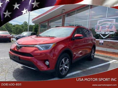 2017 Toyota RAV4 for sale at USA Motor Sport inc in Marlborough MA