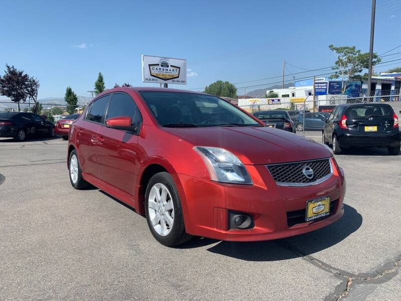 2011 Nissan Sentra for sale at CarSmart Auto Group in Murray UT