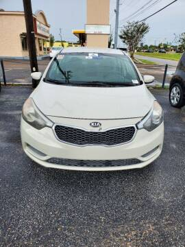 2015 Kia Forte for sale at Dependable Auto Sales in Montgomery AL