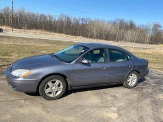 2006 Ford Taurus for sale at Sunshine Auto Sales in Menasha WI