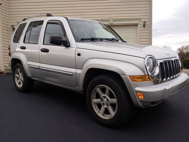 2006 Jeep Liberty for sale at Motor Pool Operations in Hainesport NJ