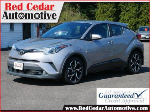 2018 Toyota C-HR for sale at Red Cedar Automotive in Menomonie WI