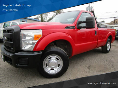 2011 Ford F-250 Super Duty for sale at Regional Auto Group in Chicago IL