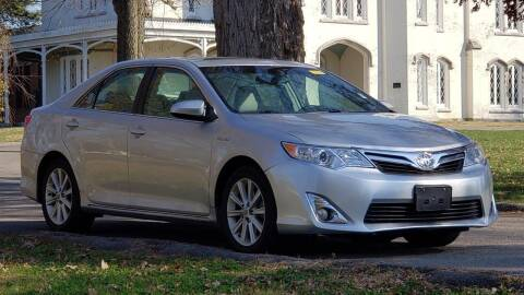 2012 Toyota Camry Hybrid for sale at Digital Auto in Lexington KY