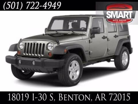 2013 Jeep Wrangler Unlimited for sale at Smart Auto Sales of Benton in Benton AR