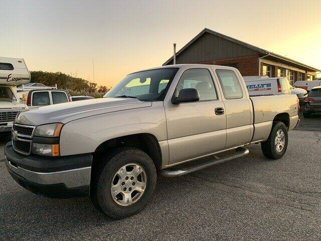 2006 Chevrolet Silverado 1500 for sale at CT Auto Center Sales in Milford CT