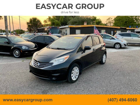 2014 Nissan Versa Note for sale at EASYCAR GROUP in Orlando FL