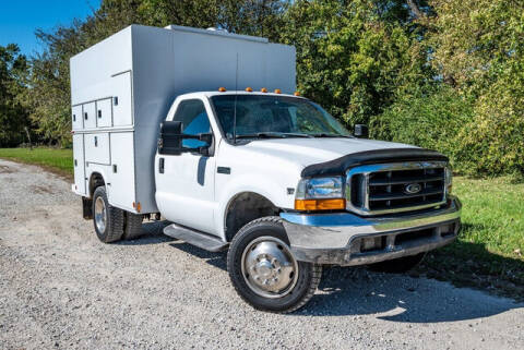 1998 Ford F-450 Super Duty for sale at Fruendly Auto Source in Moscow Mills MO