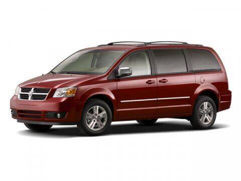 2010 Dodge Grand Caravan for sale at DON'S CHEVY, BUICK-GMC & CADILLAC in Wauseon OH