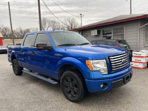 2012 Ford F-150 for sale at Pary's Auto Sales in Garland TX