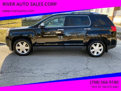 2011 GMC Terrain for sale at RIVER AUTO SALES CORP in Maywood IL