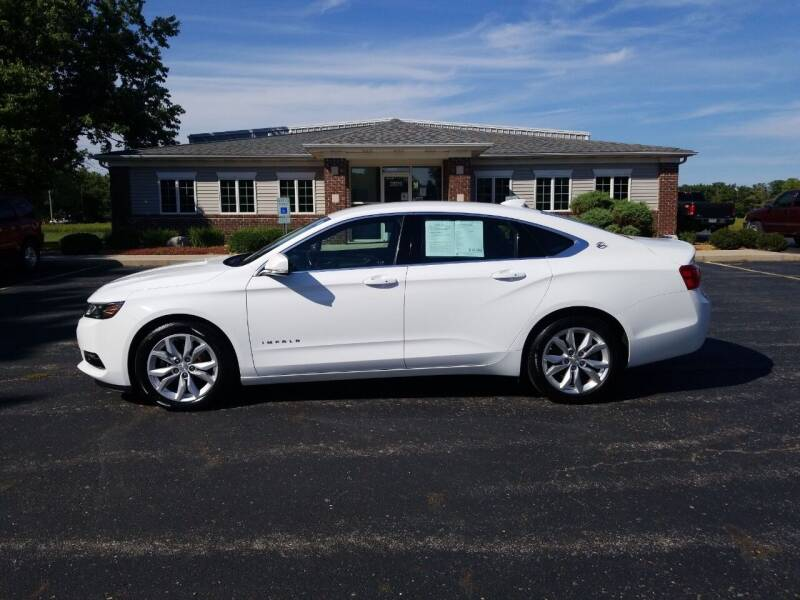 2019 Chevrolet Impala for sale at Pierce Automotive, Inc. in Antwerp OH