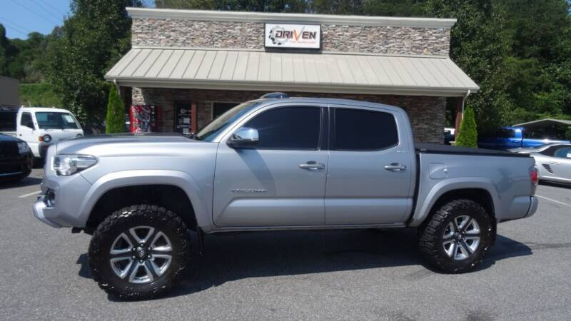 2016 Toyota Tacoma for sale at Driven Pre-Owned in Lenoir NC