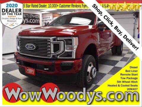 2020 Ford F-350 Super Duty for sale at WOODY'S AUTOMOTIVE GROUP in Chillicothe MO