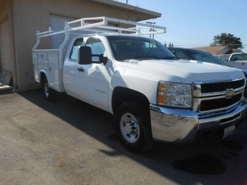 2010 Chevrolet Silverado 2500HD for sale at Armstrong Truck Center in Oakdale CA