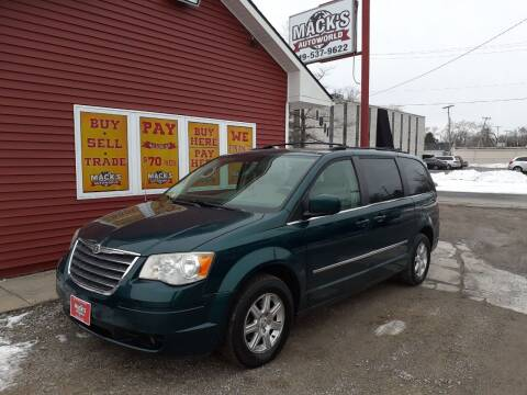 2009 Chrysler Town and Country for sale at Mack's Autoworld in Toledo OH