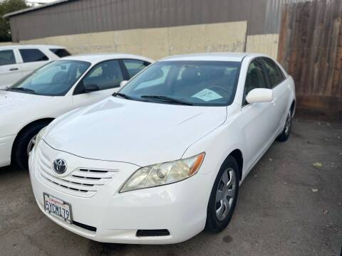 2007 Toyota Camry for sale at River City Auto Sales Inc in West Sacramento CA