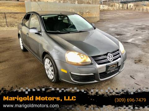 2008 Volkswagen Jetta for sale at Marigold Motors, LLC in Pekin IL