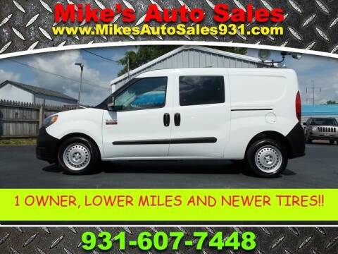 2017 RAM ProMaster City Cargo for sale at Mike's Auto Sales in Shelbyville TN