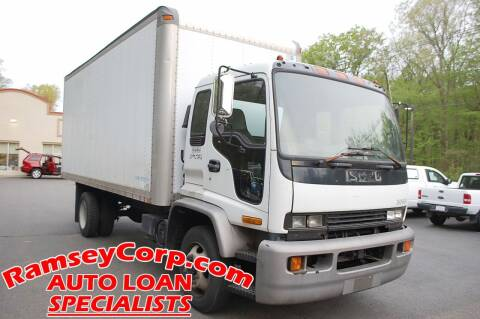 1997 Isuzu FTR for sale at Ramsey Corp. in West Milford NJ