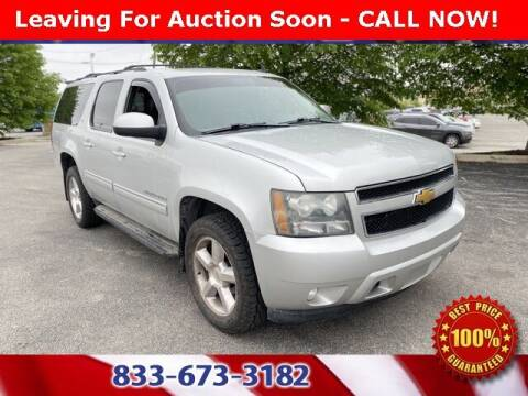 2011 Chevrolet Suburban for sale at Glenbrook Dodge Chrysler Jeep Ram and Fiat in Fort Wayne IN