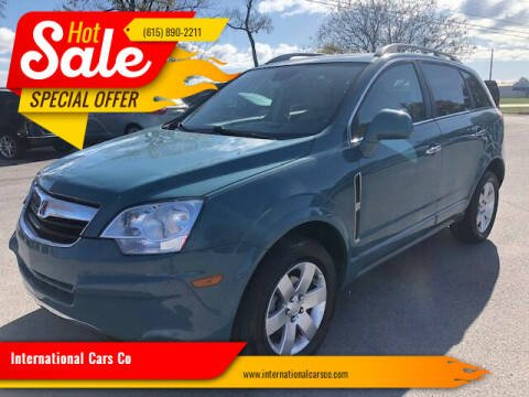 2008 Saturn Vue for sale at International Cars Co in Murfreesboro TN