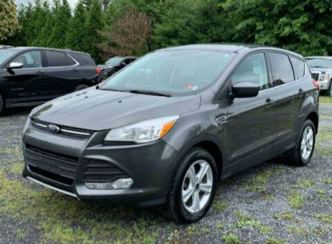 2016 Ford Escape for sale at BSA Pre-Owned Autos LLC in Hinton WV