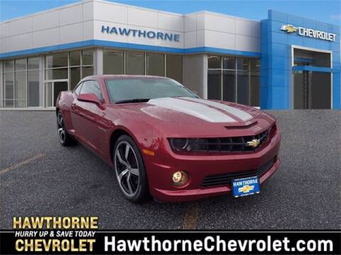 2010 Chevrolet Camaro for sale at Hawthorne Chevrolet in Hawthorne NJ