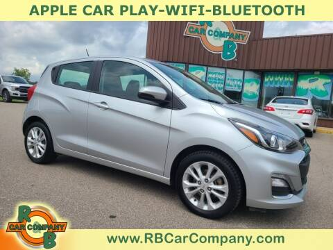 2020 Chevrolet Spark for sale at R & B Car Co in Warsaw IN