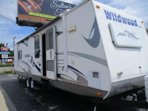 2008 Wildwood M-292FKDS