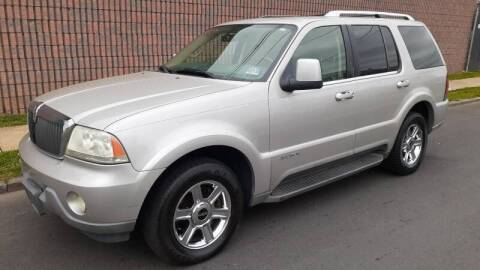 2003 Lincoln Aviator for sale at G1 AUTO SALES II in Elizabeth NJ