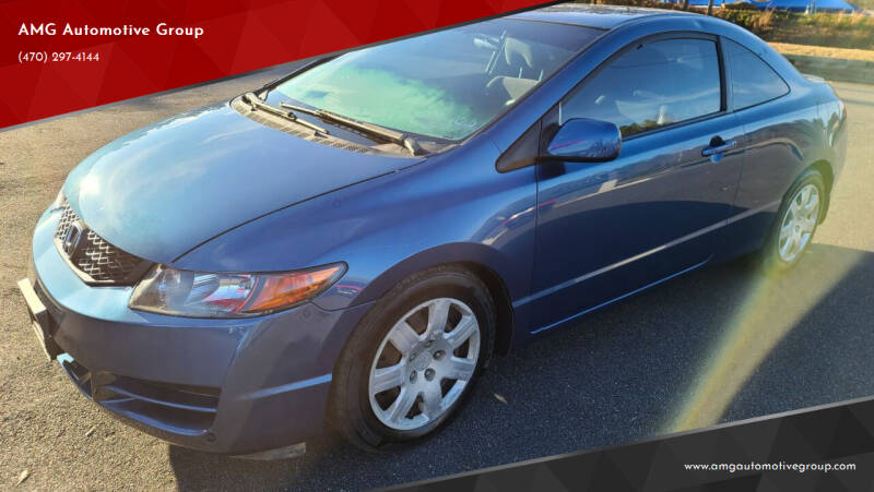 2010 Honda Civic for sale at AMG Automotive Group in Cumming GA