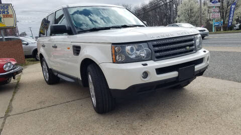 2006 Land Rover Range Rover Sport for sale at PRESTIGE MOTORS in Fredericksburg VA