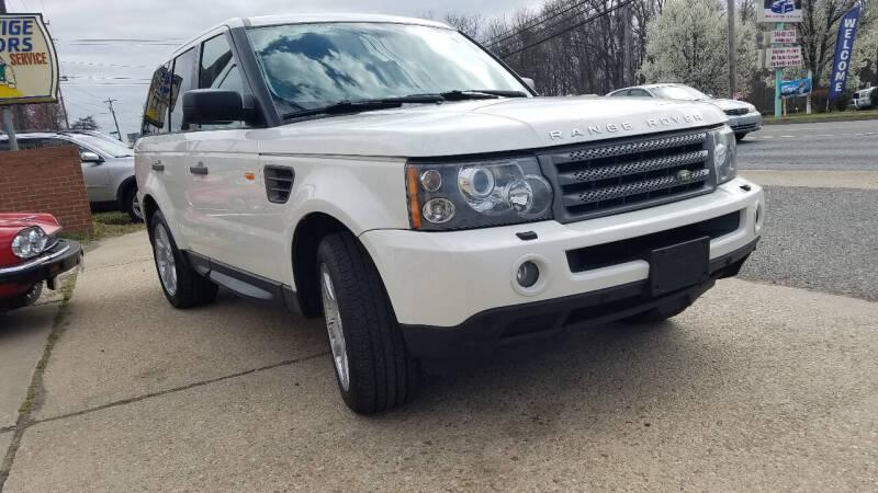 2006 Land Rover Range Rover Sport for sale at PRESTIGE MOTORS in Fredericksburg VA